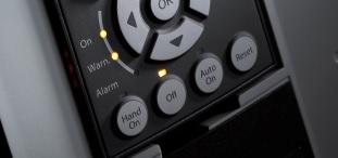 LEDs on a VSD