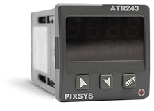 regulátory teploty Pixsys